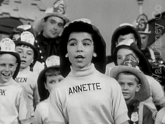 Mickey Mouse Club Cast: Annette Funicello