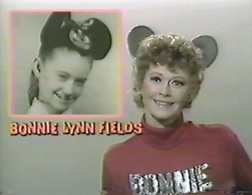Mickey Mouse Club Cast... Cheryl Cole