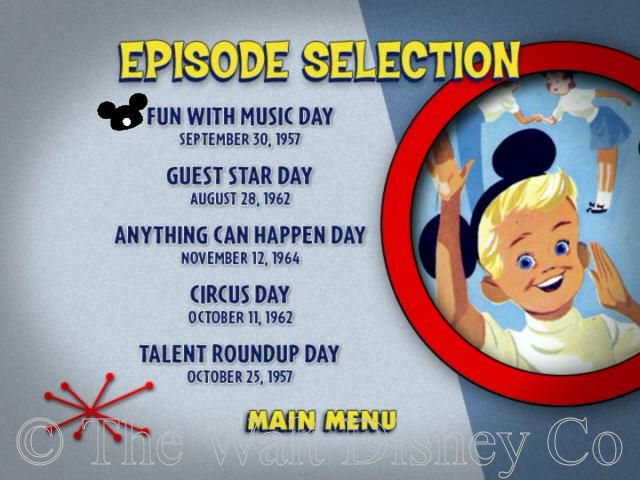 Best of MMC Episode Menu