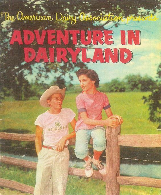 Original Mmc Adventure In Dairyland
