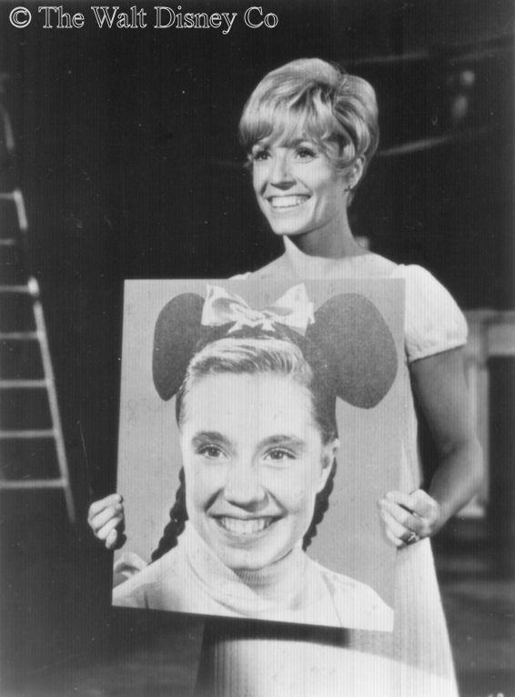 Mickey Mouse Club Darlene
