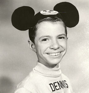 mickey mouse club cast dennis day