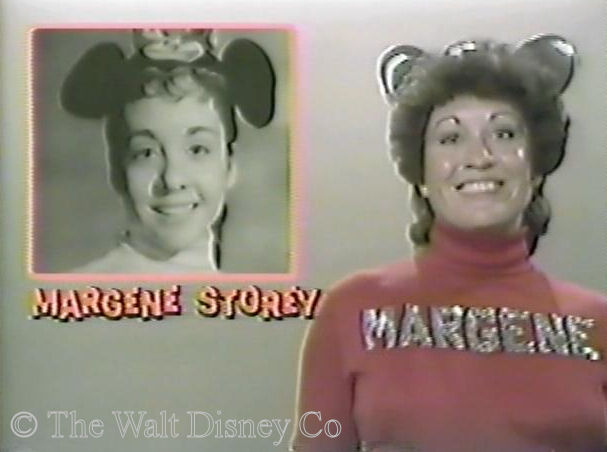 Diamond Auto Sales >> Mickey Mouse Club Cast: Margene Storey