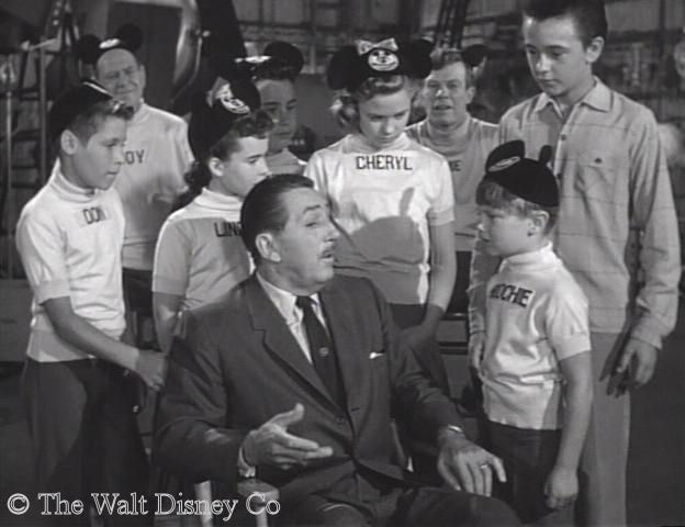 Original Mickey Mouse Club Serials Tommy Kirk