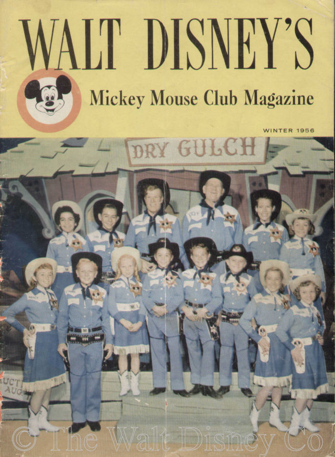 Original MMC Walt Disney's Magazine