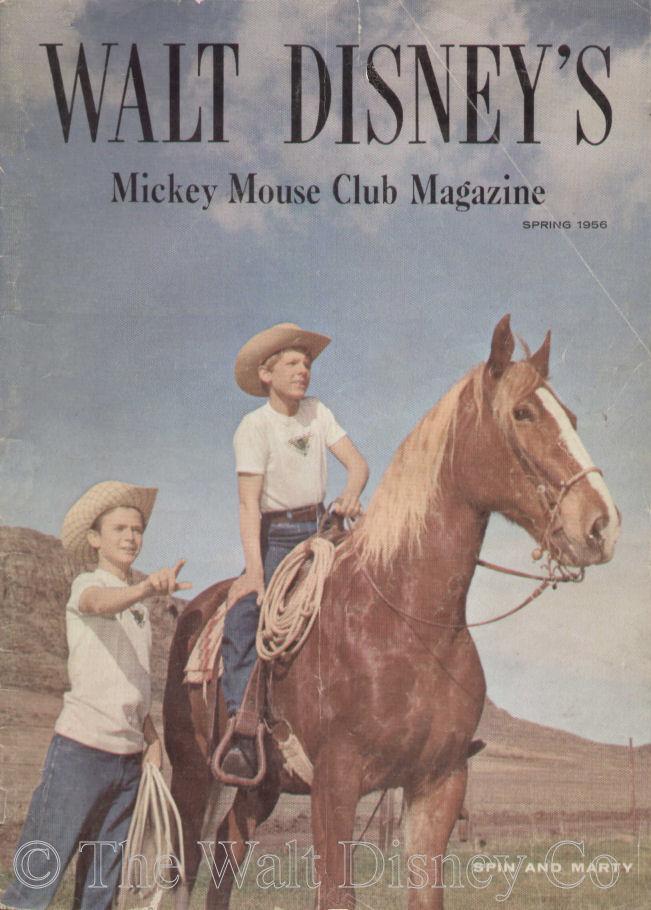 mickey mouse magazine